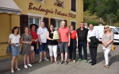 Reprise du flambeau de la Boulangerie Durliat